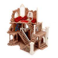 Playset-e-Mini-Figuras-Colecionaveis---Nano-Metals---Harry-Potter---Gryffindor-Tower---DTC