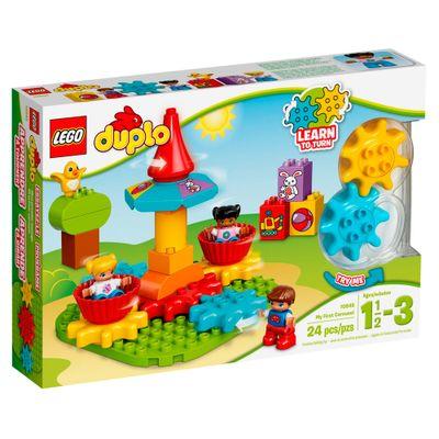 LEGO-Duplo---Meu-Primeiro-Carrossel---10845
