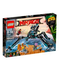 LEGO-Ninjago---The-Ninjago-Movie---Aranha-D-Agua---70611