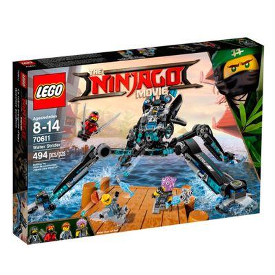 LEGO-Ninjago---The-Ninjago-Movie---Aranha-D-Agua---70611