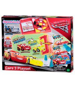 Playset-e-Conjunto-Aquabeads---Disney---Pixar---Carros-3---Epoch
