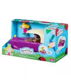Veiculo-e-Figuras---Ben---Holly---Little-Kingdom---Limousine-Real---Multikids