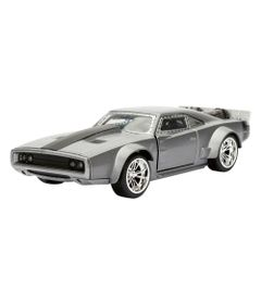 Veiculo-Die-Cast---Escala-1-24---Fast-And-Furious-7---Dom-s-Ice-Charger---DTC