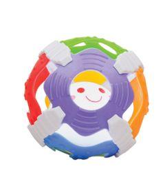 Baby-Ball-Multi-Textura---Amarelo---Buba