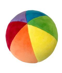 Bola-Plush-Chocalho---Colorida---Buba