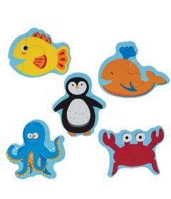 Brinquedo-de-Banho-Animais-Marinhos---Polvo---Buba