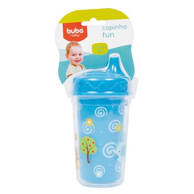 Copinho-Fun-250ml---Azul---Buba