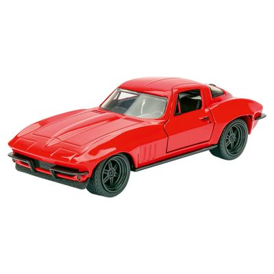 Veiculo-Die-Cast---Escala-1-32---Fast-And-Furious-7---Letty-s-Chevy-Corvette---DTC
