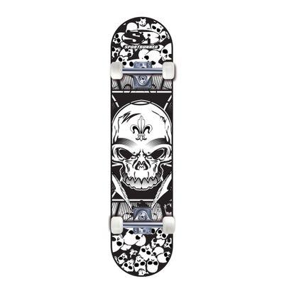 Skate---Street-SportRunner---Caveira---DTC
