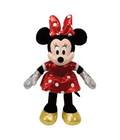 Pelucia-Beanie-Babies---40-Cm---Minnie-Mouse---Disney---DTC