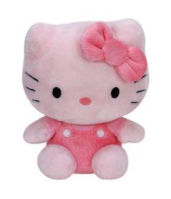 Pelucia-Beanie-Babies---40-Cm---Hello-Kitty---DTC