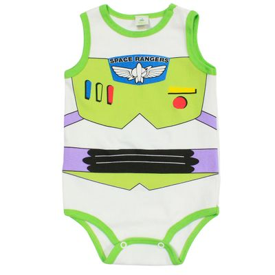 Body-Fantasia-Regata-em-Cotton---Branco-e-Verde---Buzz-Lightyear---Toy-Story---Disney---P