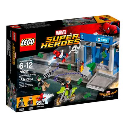 LEGO-Super-Heroes---Disney---Marvel---Spider-Man---Combate-no-Caixa-Eletronico---76082