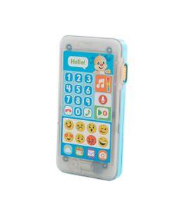 Telefone-Emojis---Primeiras-Palavras---Aprender-e-Brincar---Cachorrinho---Fisher-Price