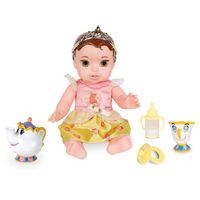 Boneca-Baby-com-Acessorios---Princesas-Disney---A-Bela-e-a-Fera---Bela---Mimo