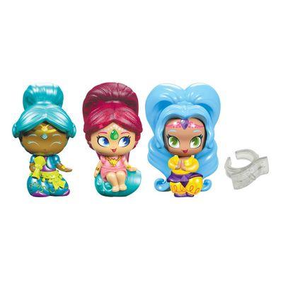 Conjunto-de-3-Mini-Bonecas-com-Anel---Shimmer-e-Shine---Tapete-Magico---2---Fisher-Price
