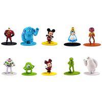 Conjunto-com-10-Figuras-Colecionaveis-de-4-Cm---Metals-Nano-Figures---Disney---DTC