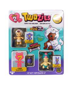 Mini-Figuras-Twozies---Friends-Pack-com-6-Figuras---Serie-2---DTC
