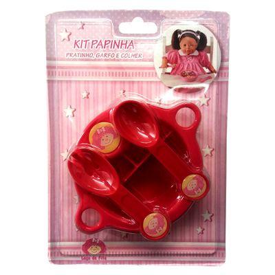 Acessorios-para-Boneca---Conjunto-Hora-da-Papinha---Pink---Laco-de-Fita
