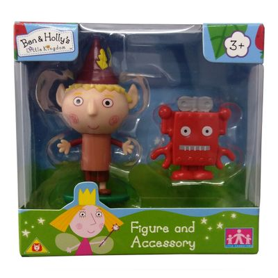 Figura-e-Acessorios---Ben---Holly---Little-Kingdom---Barnaby-Elf---Multikids