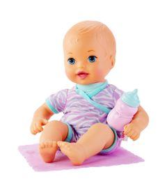 Boneca-Bebe---Little-Mommy---Recem-Nascido---Roupinha-Listrada---Mattel