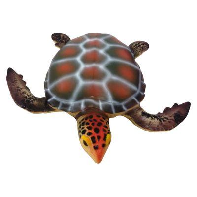 Figuras-em-PVC---Bicho-Mundi---Animais-do-Mundo---Tartaruga-Marinha---DTC