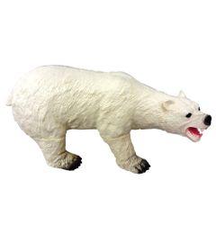 Figuras-em-PVC---Bicho-Mundi---Animais-do-Mundo---Urso-Polar---DTC