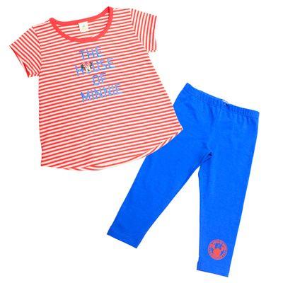 Conjunto-Bata-Manga-Curta-com-Legging---Azul-e-Vermelho---Be-Minnie---Disney---1