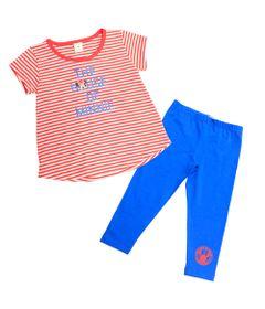 Conjunto-Bata-Manga-Curta-com-Legging---Azul-e-Vermelho---Be-Minnie---Disney---2