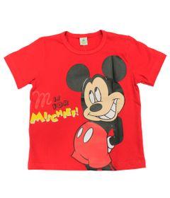 Camiseta-Fantasia-Manga-Curta-em-Meia-Malha---Vermelha---Mickey---Disney---1