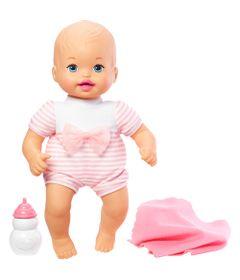 Boneca-Bebe---Little-Mommy---Recem-Nascido---Roupinha-Listrada-Rosa---Mattel