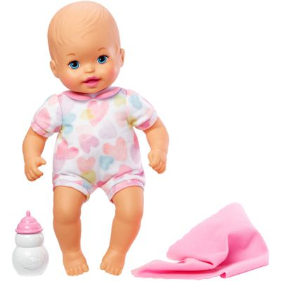 Boneca-Bebe---Little-Mommy---Recem-Nascido---Roupinha-de-Coracao---Mattel