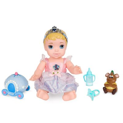 Boneca-Baby-com-Acessorios---Princesas-Disney---Cinderela---Mimo