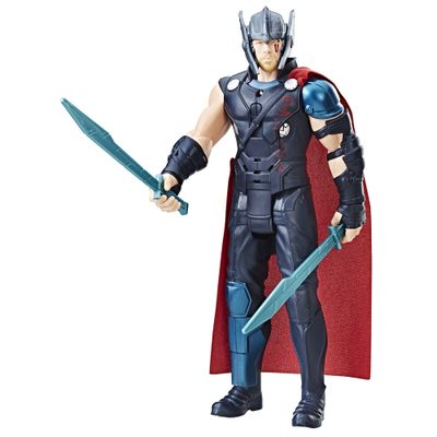Boneco-de-Acao---30-Cm---Disney---Marvel---Thor-Ragnarok---Thor-Com-Frases-e-Sons---Hasbro