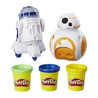 Conjunto-Play-Doh---Disney---Star-Wars---Personagens---BB-8-e-R2-D2---Hasbro