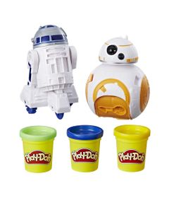 Conjunto-Play-Doh---Disney---Star-Wars---Personagens---BB-8-e-R2-D2---Hasbro