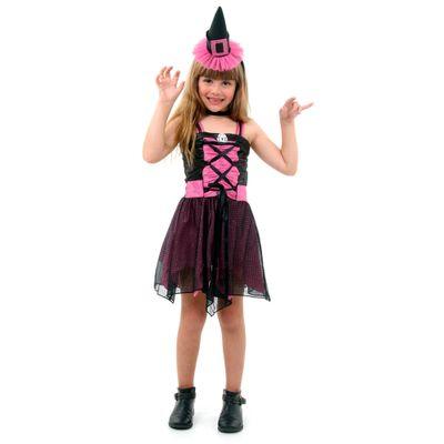 Fantasia-Infantil---Bruxa-Aranha-Fashion---Sulamericana---G
