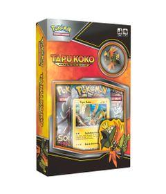 Jogo-Deluxe---Mini-Box-Pokemon---Colecao-com-Broche---Tapu-Koko---Copag