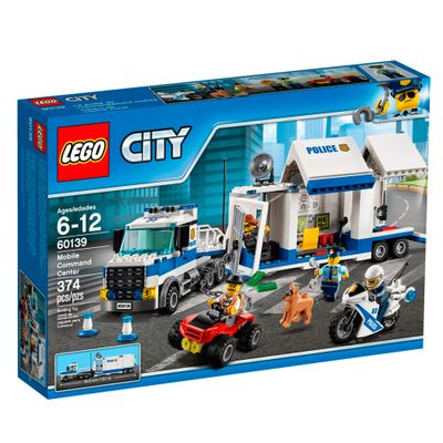 LEGO-City---Centro-de-Comando-Movel---60139