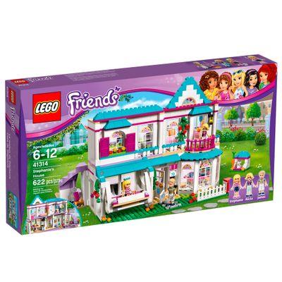 LEGO-Friends---A-Casa-da-Stephanie---41314