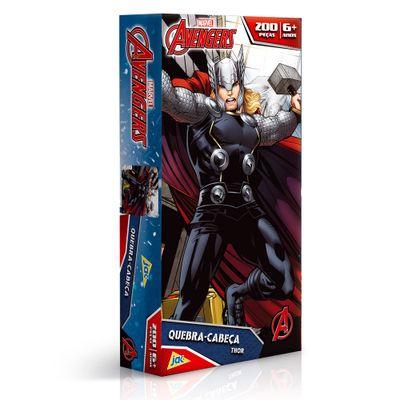 Frente-Quebra-Cabeca---Os-Vingadores---Thor---200-pecas---Toyster---Disney