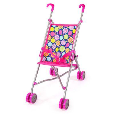 Acessorios-para-Bonecas---Carrinho-de-Bonecas---Primavera---Bayer---New-Toys