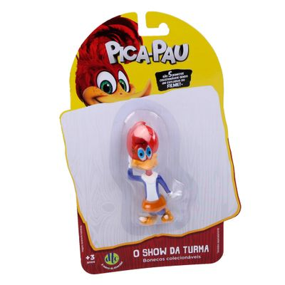 Figura-Colecionavel-10-Cm---Pica-Pau---O-Show-da-Turma---Paulina---DTC