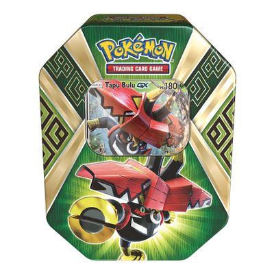 Jogo-Pokemon---Deck-Lata-Pokemon-EX---Guardioes-das-Ilhas---Tapu-Bulu-GX---Copag