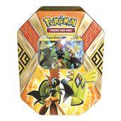 Jogo-Pokemon---Deck-Lata-Pokemon-EX---Guardioes-das-Ilhas---Tapu-Koko-GX---Copag