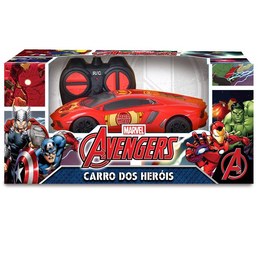Veiculo-de-Controle-Remoto---Disney---Marvel-Avengers---Lamborghini---Iron-Man---Mimo
