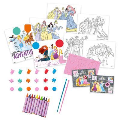 Conjunto-de-Pintura---Lata-de-Atividades---Princesas---Disney---DTC