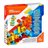 Blocos-de-Montar---Mega-Bloks---Box-Medio---Cores-Vibrantes---Fisher-Price