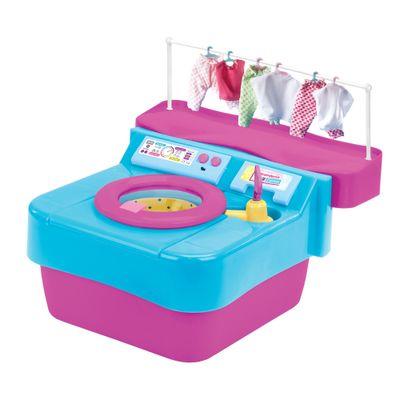 Acessorios-de-Casinha---Lavanderia-Express---Azul-e-Rosa---Brinquedos-Chocolate