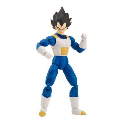 Boneco-Articulado---Dragon-Ball-Super---com-Peca-Colecionavel---Vegeta---Brinquedos-Chocolate